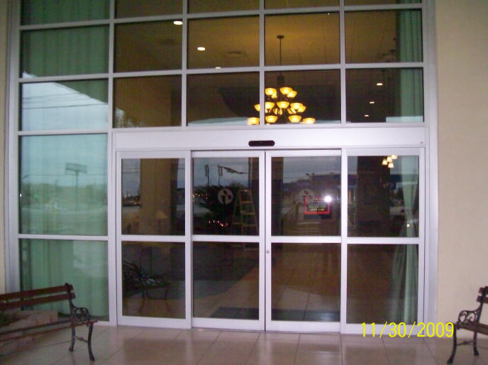 Automatic Door Installation Del Rio Texas